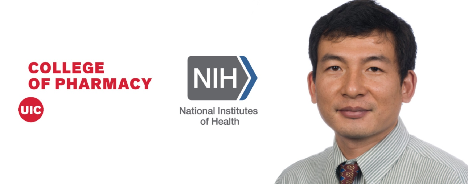 College of Pharmacy, NIH National Institutes of Health. Jim Wang