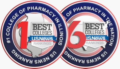 Ranked Number One Pharmacy School in Illinois