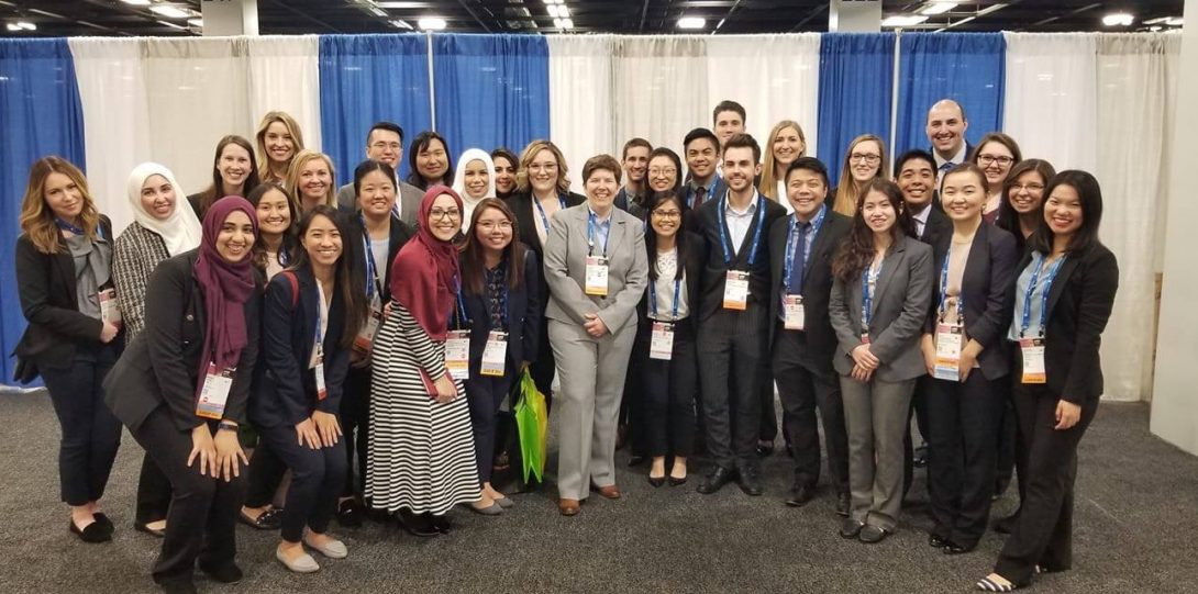 At the 2018 ASHP Midyear Clinical Meeting