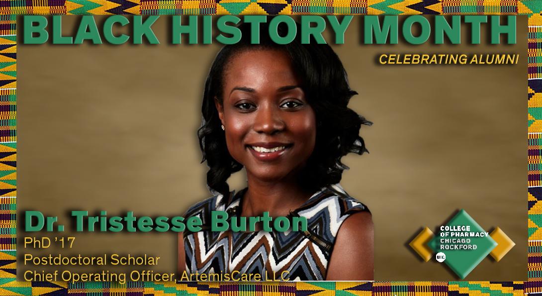 Dr. Tristesse Burton