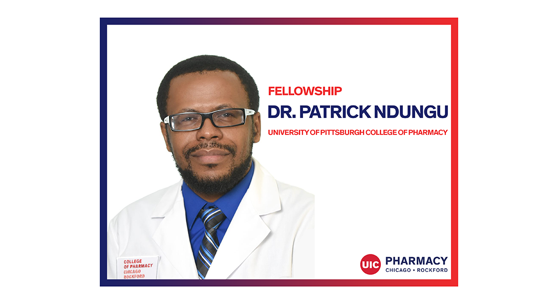 Dr. Patrick Ndungu
