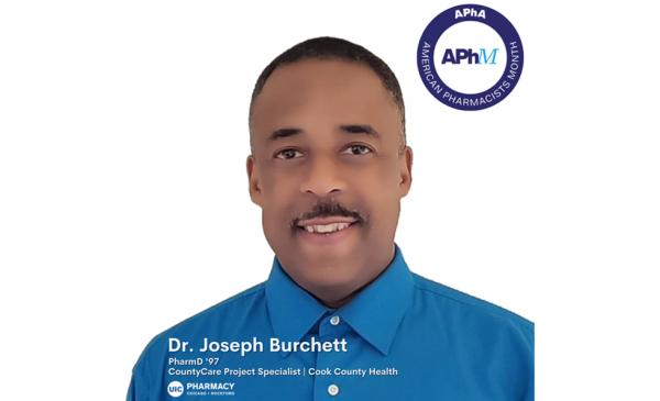 Dr. Joseph Burchett